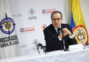 Foto: Procuraduría