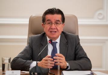 Foto: Twitter Ministerio de Salud