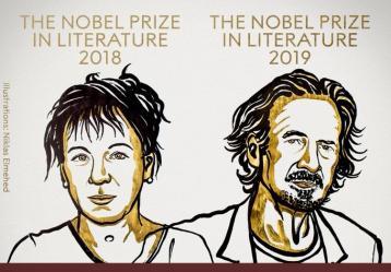 Foto: Twitter The Nobel Prize
