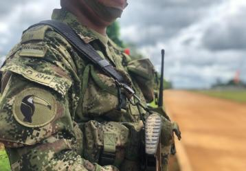 Foto: Ejército Nacional