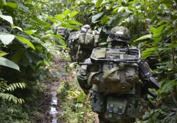 Foto de referencia: Ejército Nacional