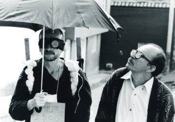 El Festival Internacional de Cine de Cartagena presentará la segunda edición de la sección de 'La guerra y la paz'. Película 'La sombra del caminante'. Foto: Colprensa.