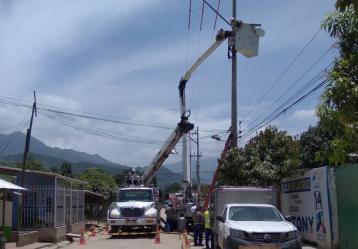 Foto: Twitter Electricaribe