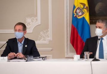 Foto: Presidencia de Colombia.