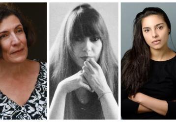 Las escritoras Alma Guillermoprieto, Marvel Moreno y Margarita García Robayo