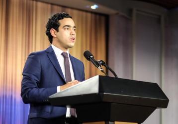 Luis Alberto Rodríguez, director del DNP.