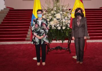 Fotos: Cancillería de Colombia