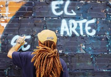 Foto: Festival de Arte Urbano Pereira Querendona