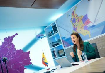 Foto: Twitter Ministerio de las TIC