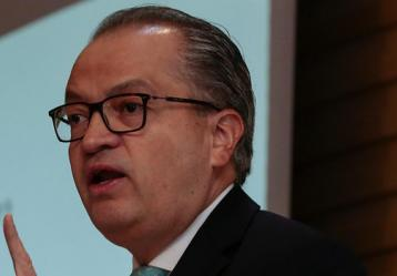 Fernando Carrillo, procurador General de la Nación. Foto: Colprensa