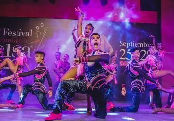 Foto: Cortesía Festival Mundial de Salsa de Cali