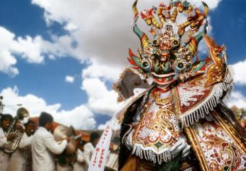 Foto: Fiesta de la Candelaria, Perú Travel