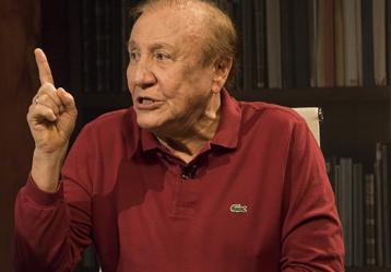 Foto: Rodolfo Hernández / Alcaldía de Bucaramanga.