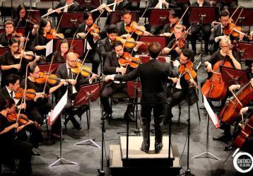Foto: tomada de Facebook Orquesta Sinfónica Nacional de Colombia.