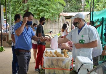 Foto: cortesía Agencia Informativa 180 Grados | Neiva (Huila).