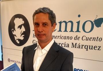 Foto: Premio Hispanoamericano de cuento Gabriel García Márquez