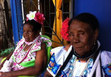 Grupo Brisas de Urabá- Foto Luisa Piñeros.