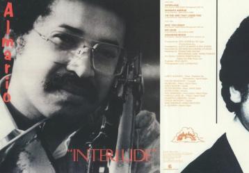 Portada de 'Interlude'. Cuarenta años después, este disco tiene una nueva oportunidad gracias a la reedición del sello inglés Expansion.