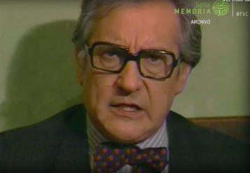 Foto: Captura de video YouTube- Señal Memoria.