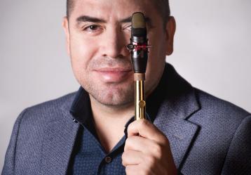 Foto: página web Javier Ocampo.
