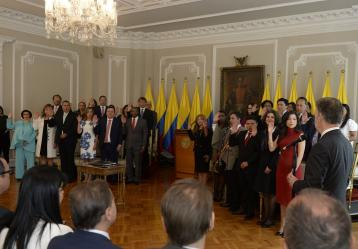 Foto: Presidencia de la República. Juan David Tena.