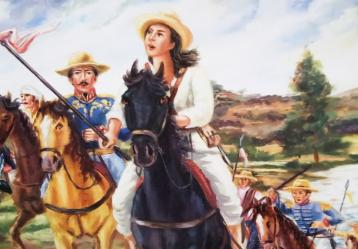 Foto: Imagen libro ' Mujeres y la Libertad' de Nelly Sol Gómez de Ocampo.