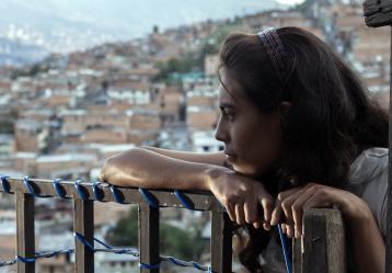 Imagen del filme 'La mujer del Animal', película del director de colombiano Víctor Gaviria. Foto: Colprensa. Mayo 2018.