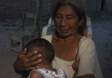 Foto: Imagen - Serie documental 'Lenguas vivas: en palabras indígenas'.