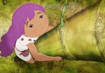 Imagen de la película colombiana 'El libro de Lila' de Marcela Rincón