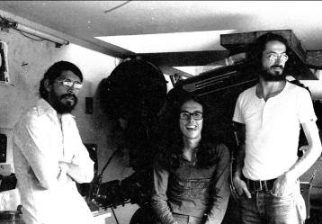Luis Ospina, Andrés Caicedo y Ramiro Arbeláez. Foto: Luisospina.com