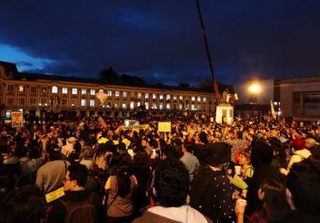 Foto: Twitter Central Unitaria de Trabajadores de Colombia.