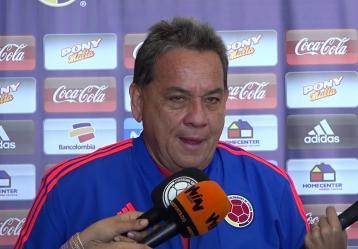 Fotograma video Federación Colombiana de Fútbol.