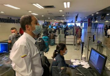 Foto: Twitter Migración Colombia