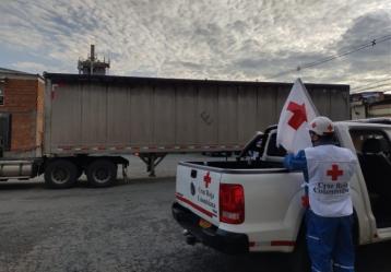 Foto: Cruz Roja