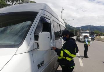 Foto: Secretaría de Movilidad de Villavicencio