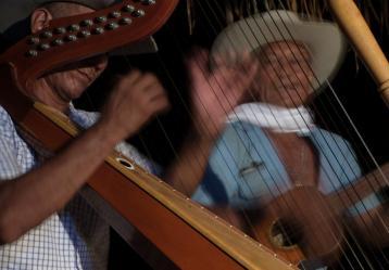Sintonice lo mejor de la música llanera a través de www.radionacional.co. Foto: Colprensa - MinCultura. Marzo 2018.