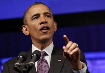 Presidente Barack Obama. Foto: Archivo EFE