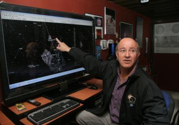 Foto: Observatorio Astronómico Universidad de Nariño