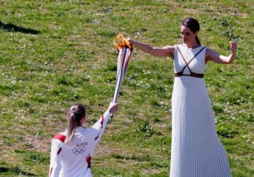 Foto: Twitter Juegos Olímpicos