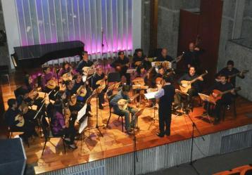 Foto: Orquesta Colombiana de bandolas Facebook.