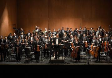 Foto: Orquesta Filarmónica de Cali.