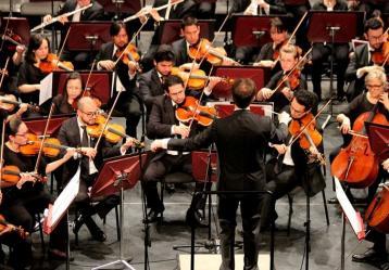 Foto: Orquesta Sinfónica Nacional de Colombia.