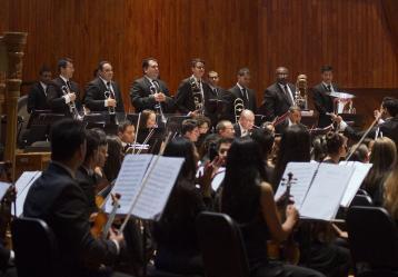 Foto: Orquesta Simón Bolívar de Venezuela.
