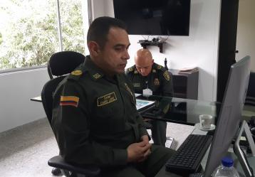 Foto: Twitter Policía Arauca