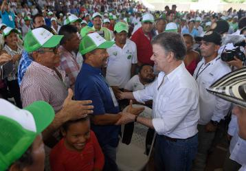 Foto: Efraín Herrera. Presidencia de la República.