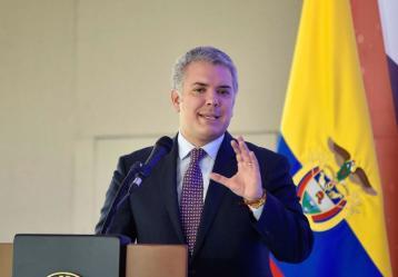 Foto Twitter Presidencia de la República