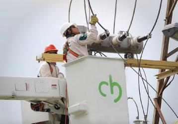 Foto: Central Hidroeléctrica de Caldas.