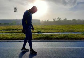 Atleta Carlos Rivas. Foto: Tomada de facebook