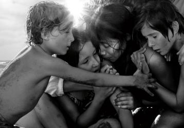 Foto: Fotograma de película Roma.