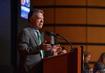 Foto: Efraín Herrera-SIG- Presidencia de la República.